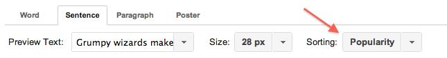 google-fonts-popular