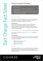 2014 Dartford Crossing Changes
