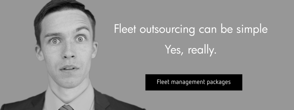 fleet management outsourcing for utility sector company cars
