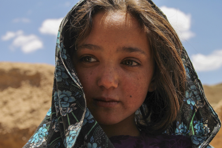 Amina Hassani - 1990, AfghanistanAmina Hassani's father was killed by the Taliban during the war and her mother died soon after, which left Amina Hassani alone with her younger brother. Perhaps this is the reason she became interested in politics and fearlessly explains her views. She has a special eye for portraiture and daily life and through her pictures, she tells the story of the remote province of Bamyan. Amina Hassani became a member of 3rd Eye Photojournalism Centre after completing a three-month training program in Bamyan.