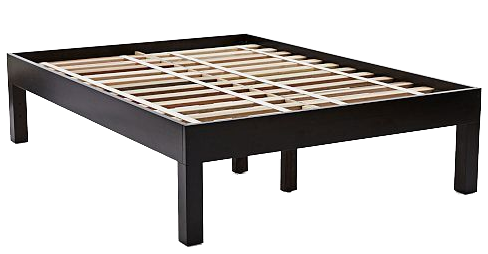 The West Elm Modern Bed Frame