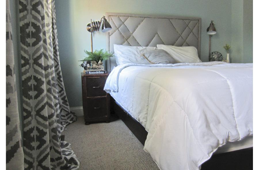 convert queen bed to platform 2