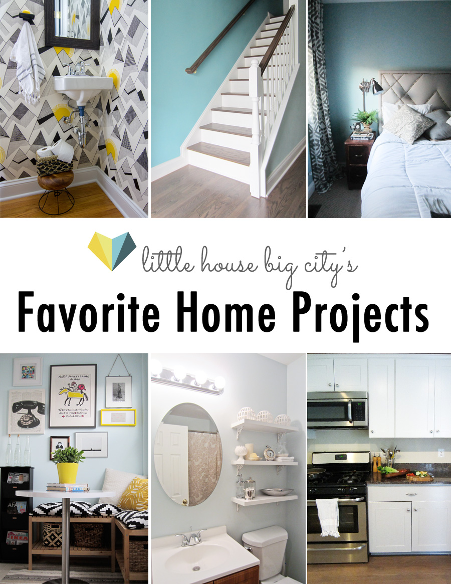 My favorite home projects from 2014