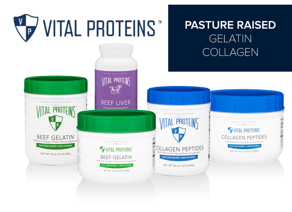 Vital Proteins Products