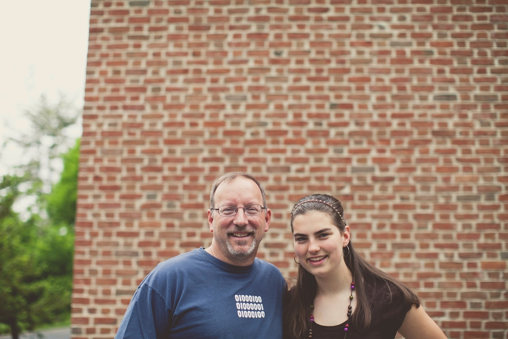 Dave & Paula. Photo by Amanda Danziger.