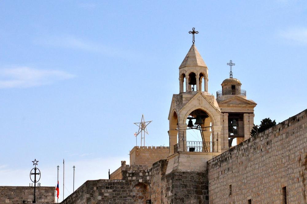 Church of the Nativity, Bethlehem, Israel. Photo Credit: sacredjourney2012.tumblr.com