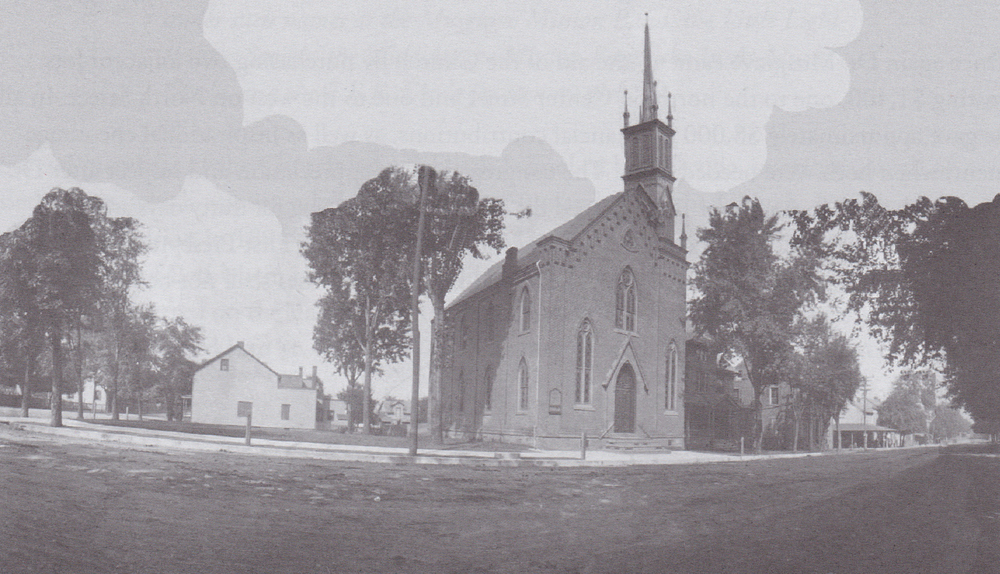 Musgrave Chapel