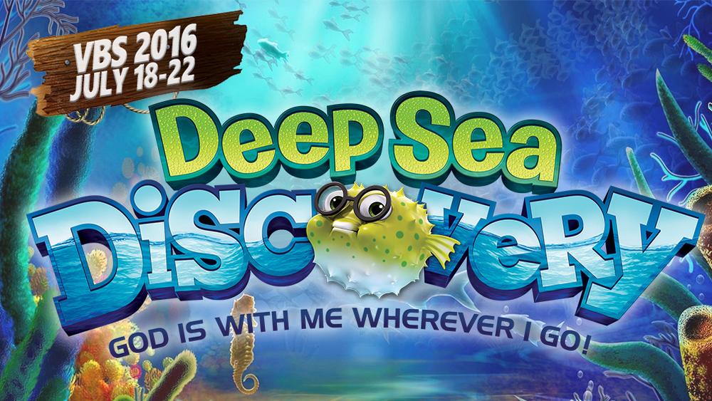 Deep Sea Discovery VBS