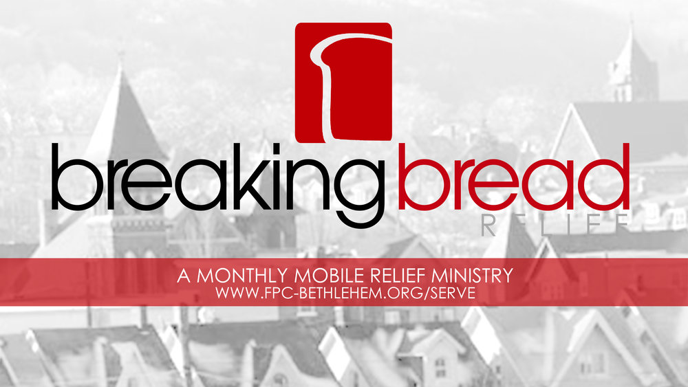 Breaking Bread Relief