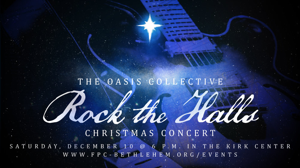 oasis collective christmas concert