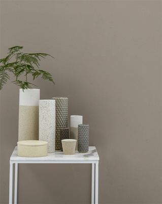 Slimline two tone vases from £10.95