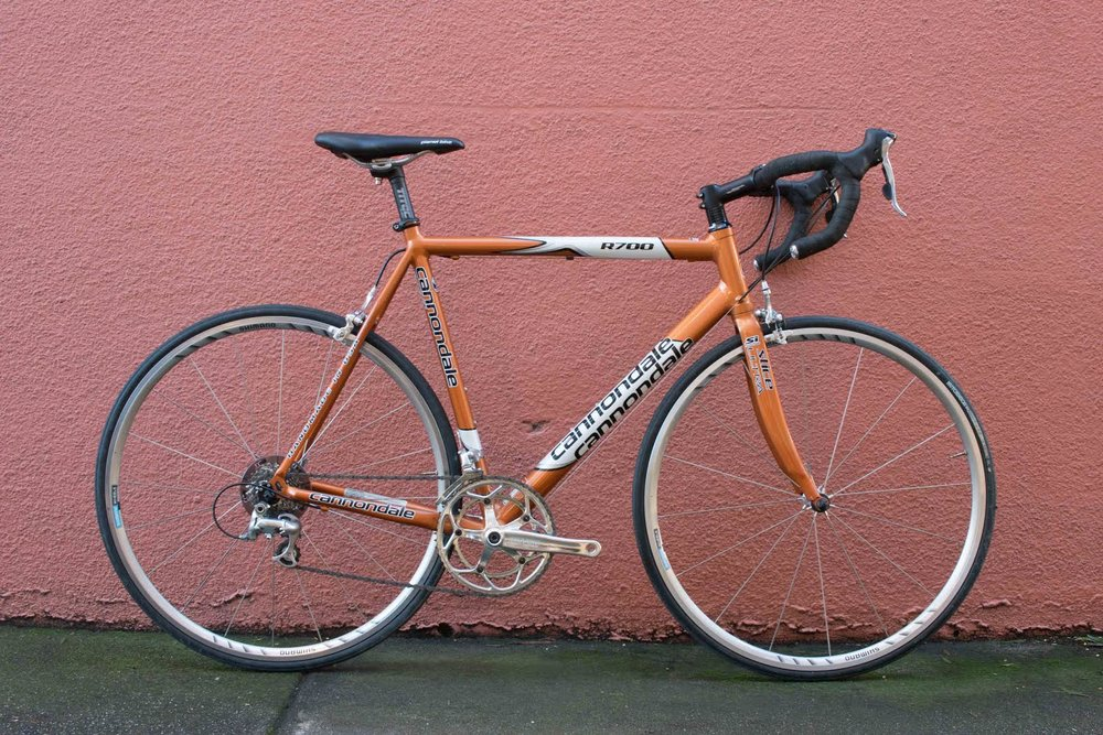 [SOLD] Cannondale R700 CAAD7