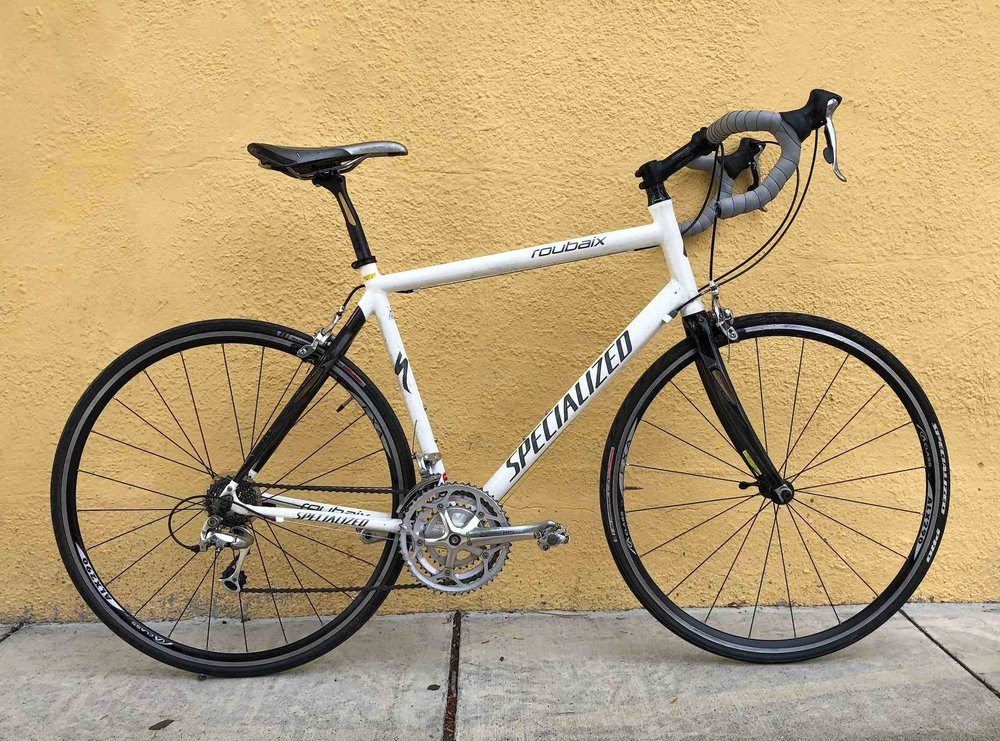 [SOLD] Specialized Roubaix