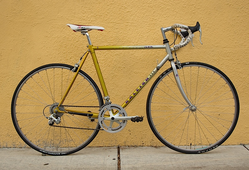 [SOLD] Raleigh RT-500