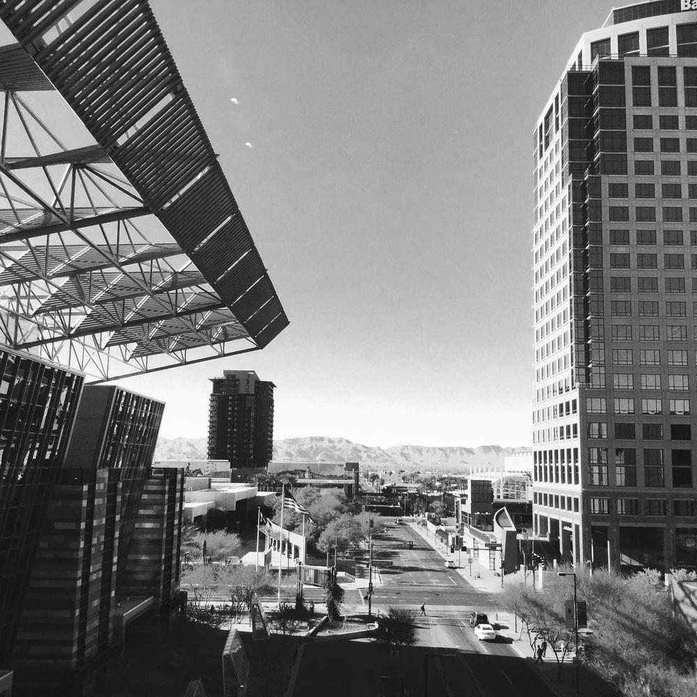 Phoenix street view