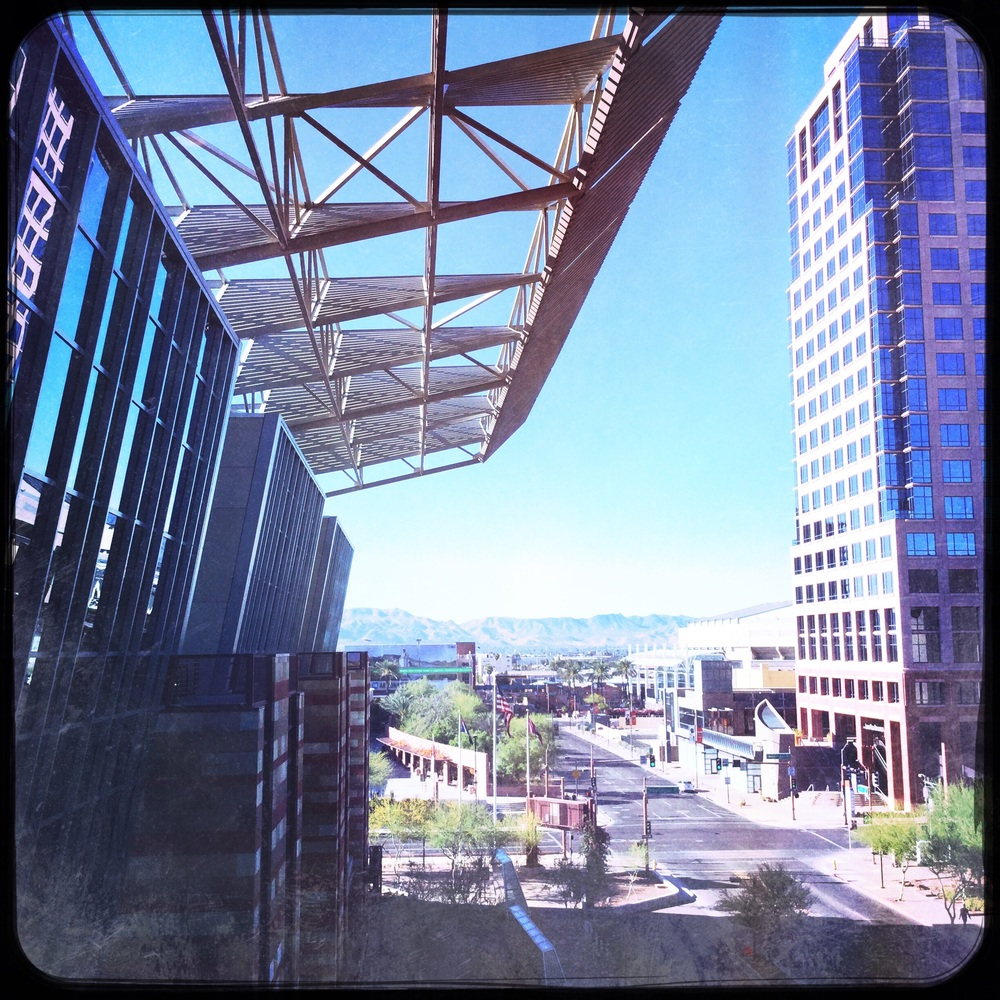 View from Convention Center 1