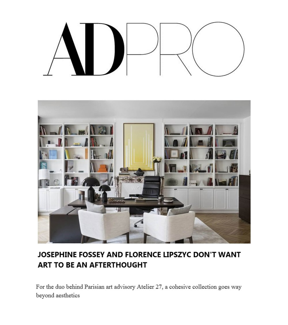 ARCHITECTURAL DIGEST USA