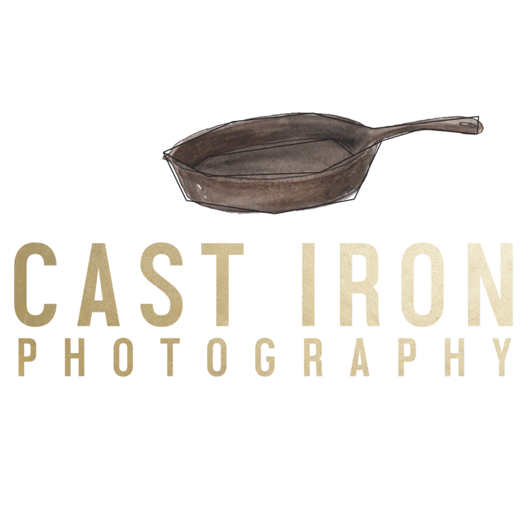 cast iron photography