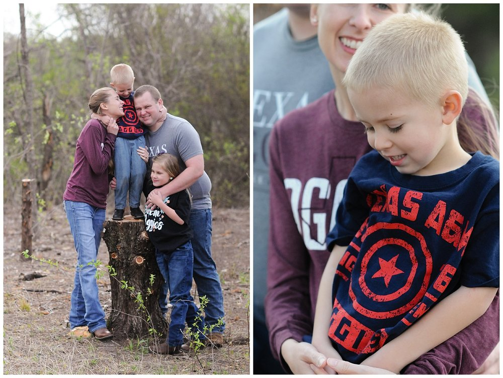 sherman texas aggie family photos.jpg
