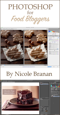 Photoshop for Food Bloggers