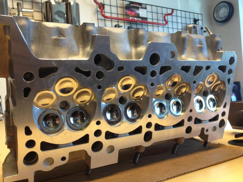 INTEGRATED ENG AEB HIGH FLOW CYL HEAD
