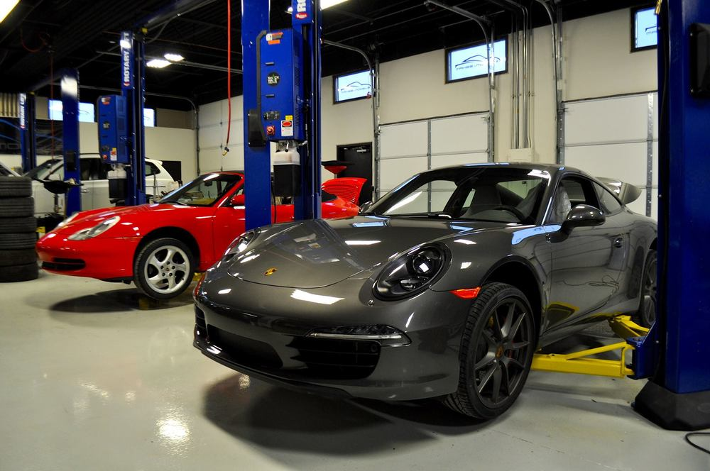 991 C2S FABSPEED MANIFOLD AND SPORT EXHAUST