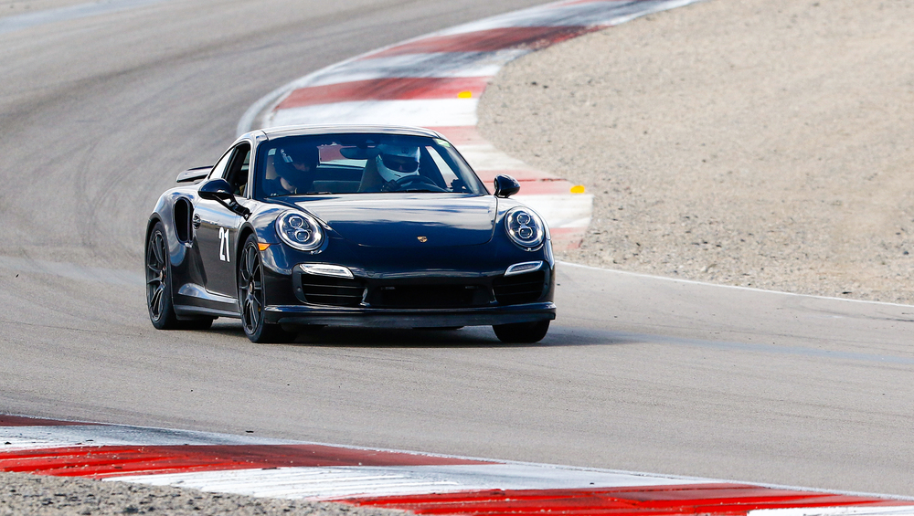 Makes & Models tuned Porsche 911 Turbo S client participating in our driver development program with NASA Utah at Utah Motorsports Campus.