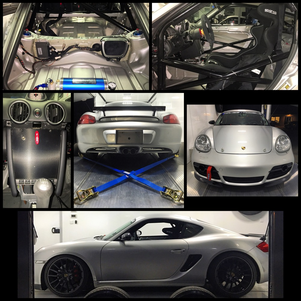 NASA GTS AND PCA SPEC CAYMAN S BUILD FEATURING JRZ, TARETT, FABSPEED, AND MORE!