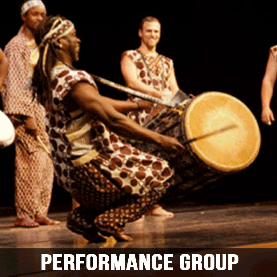 west african drumming ensemble