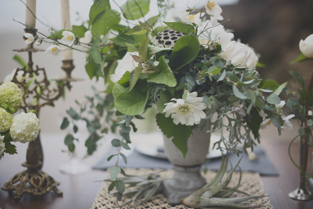 oregon-beach-wedding-centerpiece