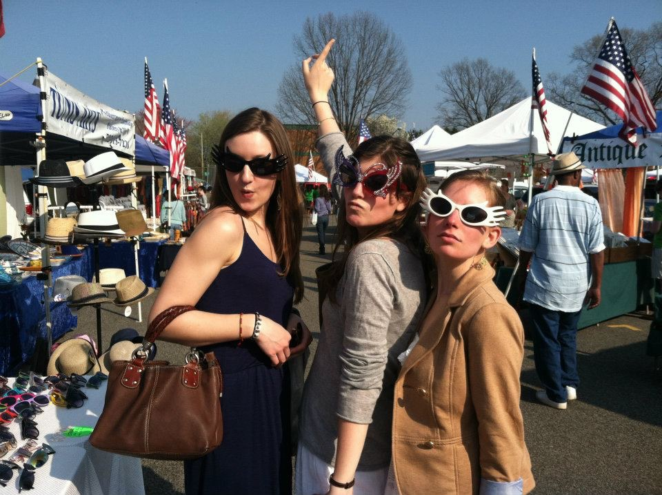 A Saturday at  Eastern Market