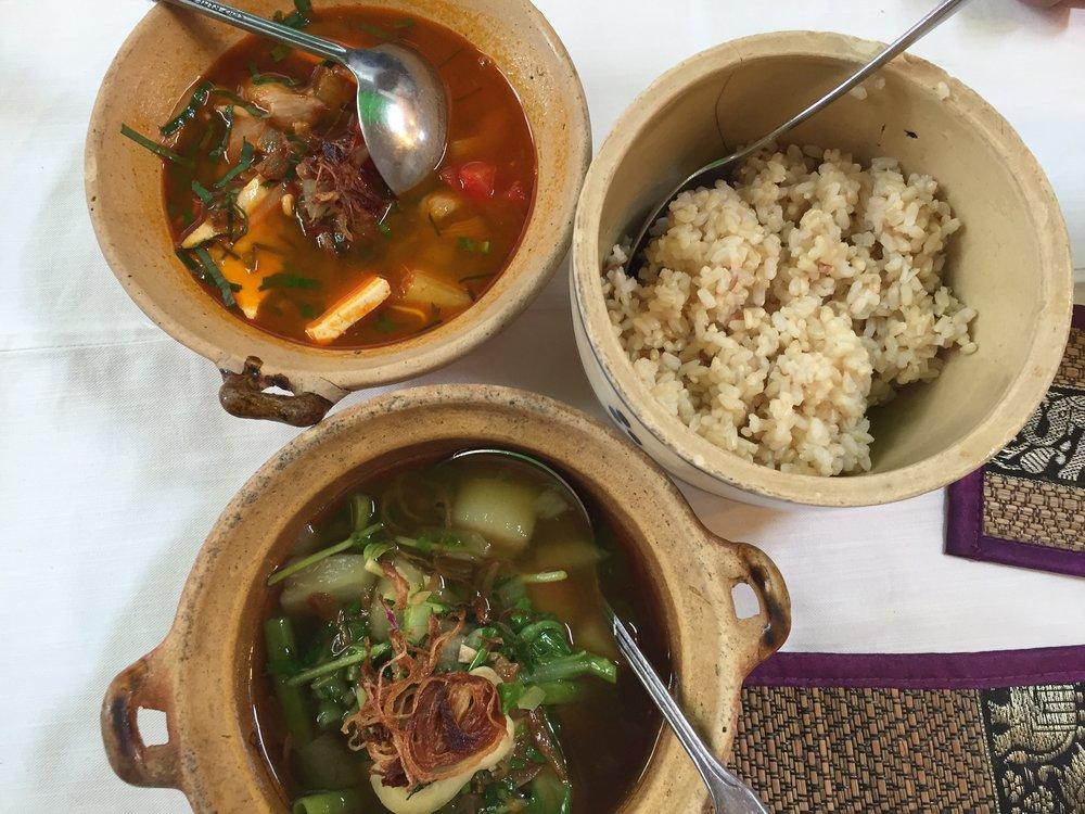 Lunch at  Chamkar