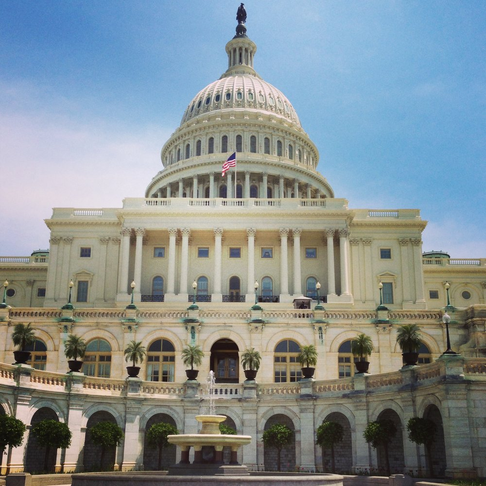West Front of the U.S. Capitol, 2013