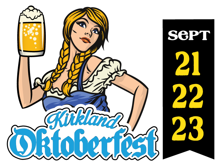 Kirkland Oktoberfest - September 21-23, 2018  | Chump Change