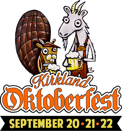 Kirkland Oktoberfest - September 20-22, 2019  | Chump Change
