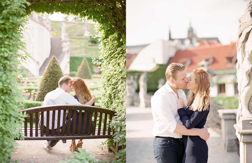 vrtba gardens prague wedding photographer vienna nikol bodnarova