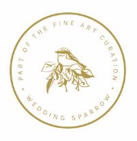 wedding sparrow fine art curation vendor