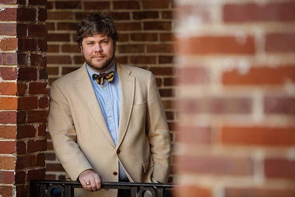 Dr. Pickett, courtesy of the Beacon