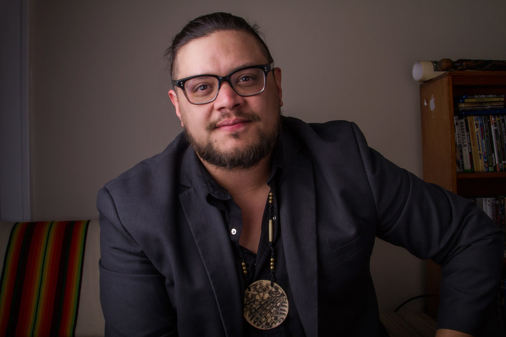 STERLIN HARJO writer/director