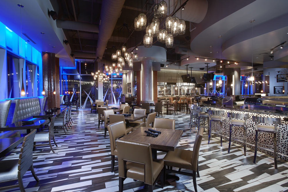 Scottsdale, AZ Scottsdale Fashion Square Kona Grill 1