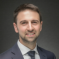 DANNY BERLIANT Client Relationship Manager