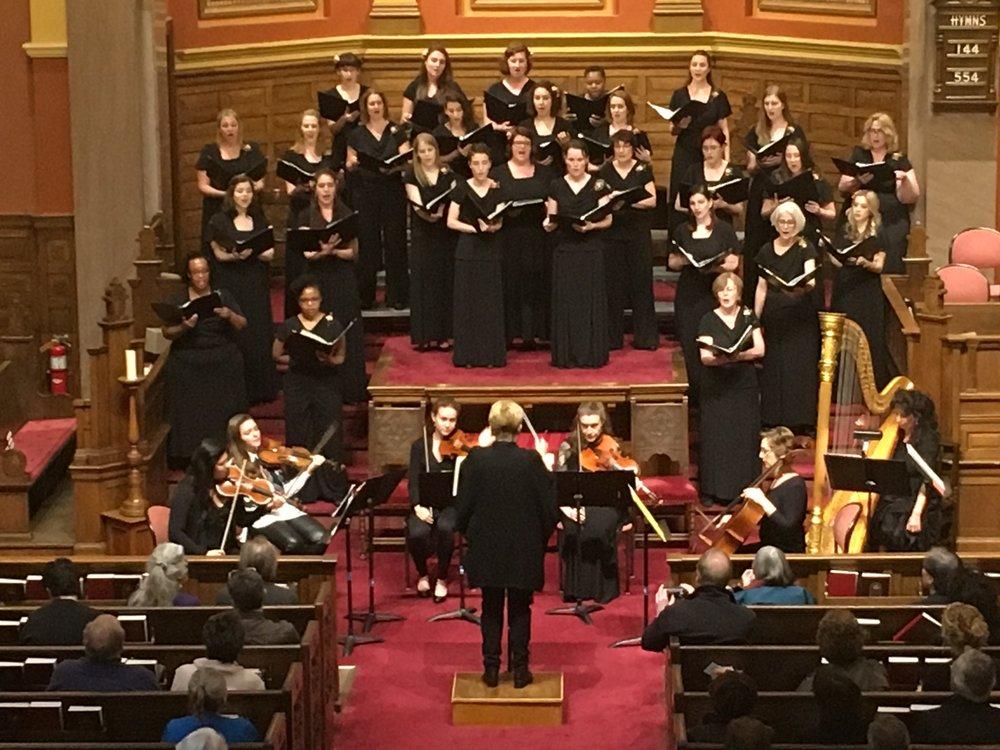 Melodia Women's Chorus