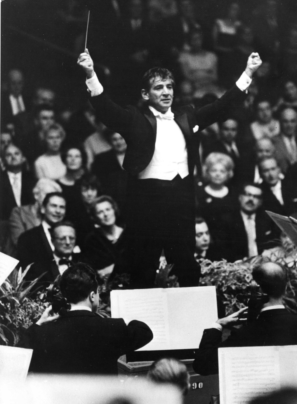 Photo Credit: New York Philharmonic Archives