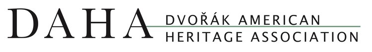 DVOŘÁK AMERICAN HERITAGE ASSOCIATION