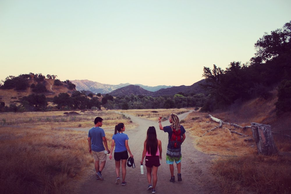 Hike the Santa Monica Mountains -