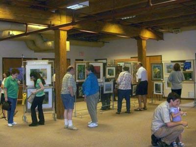 City Hall Exhibit