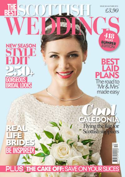 iQ Beauty - Best Scottish Weddings 2