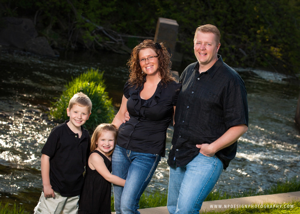 Outdoor summer decorating ideas - Summer Family Portraits By Np Design And Photography Np