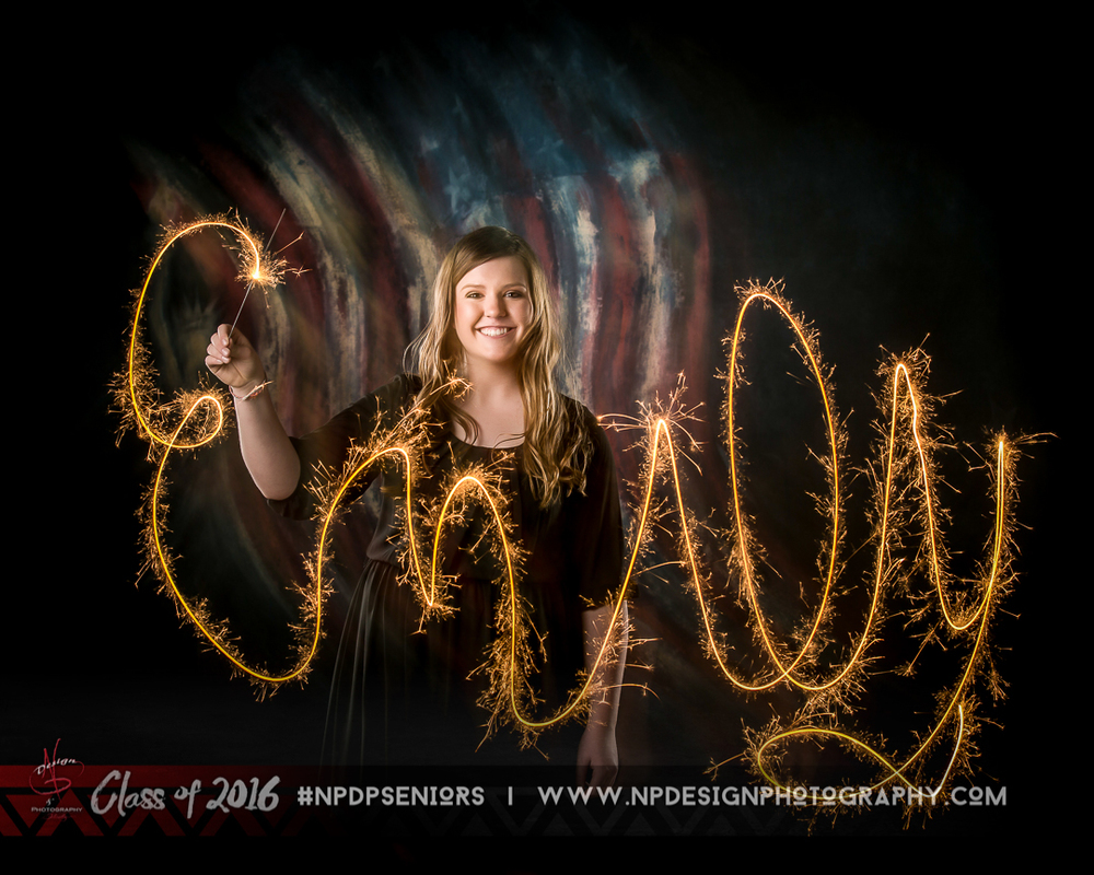 Emily's Senior Model Canvas!