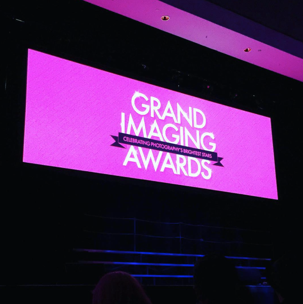 The Grand Imaging Awards take place the second night of the convention and feature the absolute best photographers from around the world.